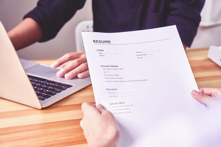 Proficient Resume Template